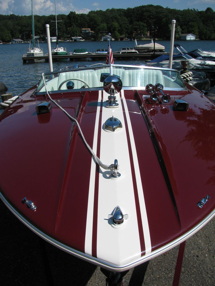 1970 Chris Craft XK 19' Super Sport