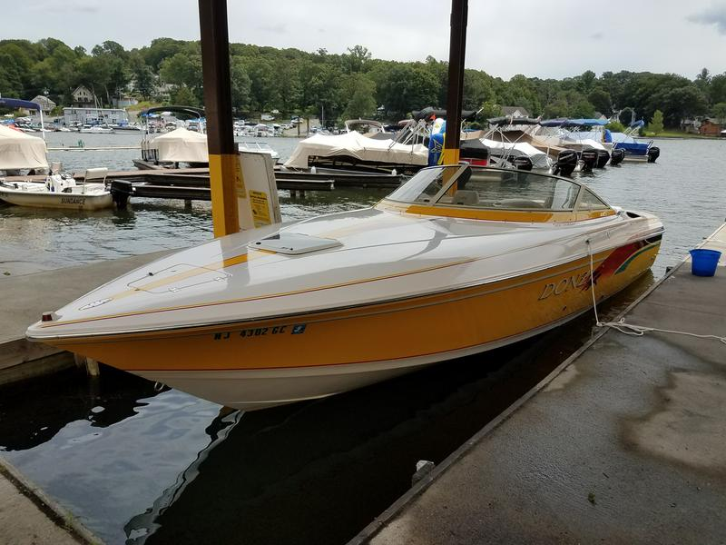 1996 Donzi 27Zx with a Mercruiser 502MPI and Brazo 1 Drive