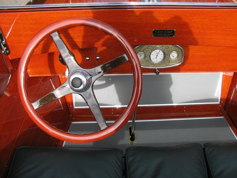 1929  24' Chris Craft Triple Cockpit Runabout