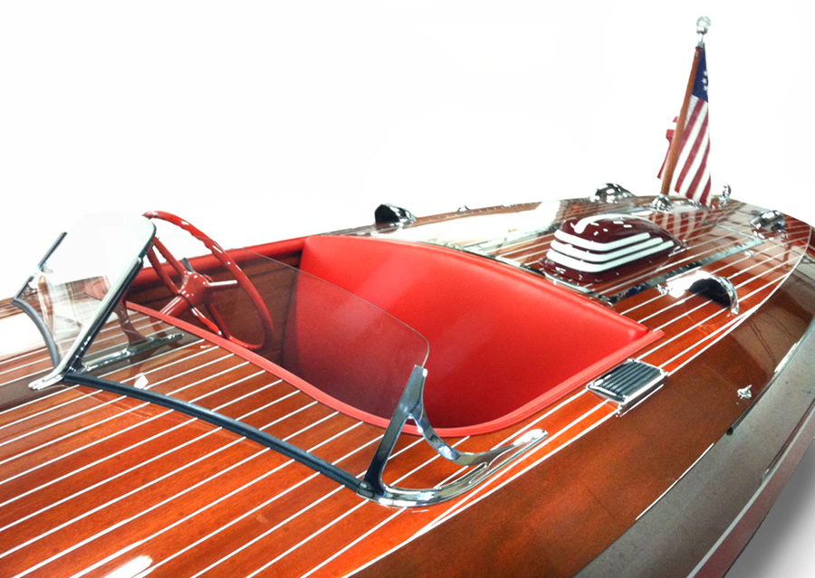 1942 16' Chris Craft Hydroplane Stepped Hull