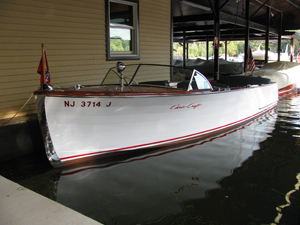 1947 22' Chris Craft Sportsman