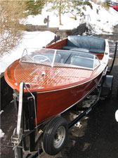 1949 22' Chris Craft Sportsman