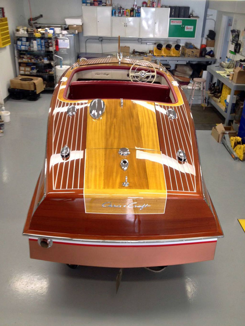 Chris Craft Riviera For Sale