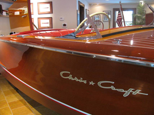 1953 18' Chris Craft Riviera