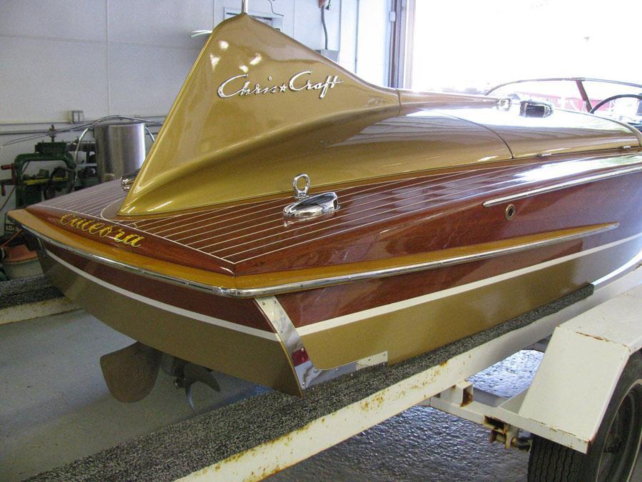 Chris Craft Capri Plans