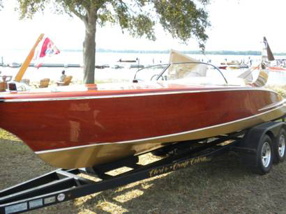 1955 21 39 chris craft cobra hull 21