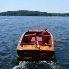1955 20' Chris Craft Continental