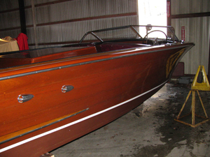 1955 22' Chris Craft Continental