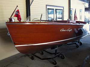 1955 17' Chris Craft Sportsman