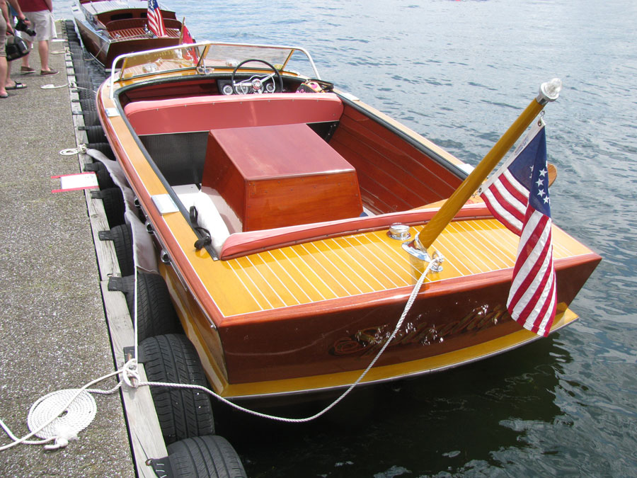 1956 18' Chris Craft Continental