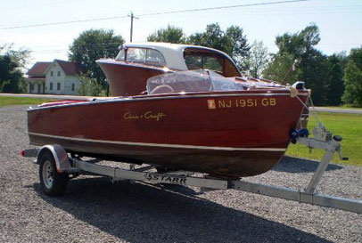 1956 Chris Craft Sportsman