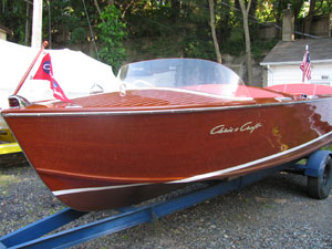 1956 20' Chris Craft Sportsman