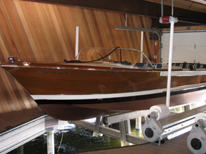 1966 21' Chris Craft Super Sport